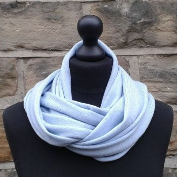 Hope Infinity Scarf Cool Blue